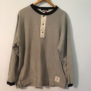 Tommy Hilfiger Long Sleeve Thermal Henley